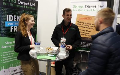 Shred Direct at EMCON 2019